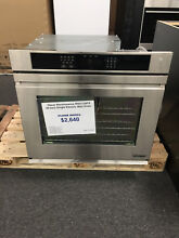 Dacor Renaissance RNO130FS 30 Inch Single Electric Wall Oven