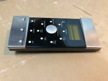 GE Microwave Oven Control Panel WB07X10775   WB03X10215   WB27X10776 board
