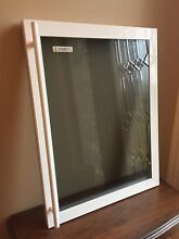 Marvel 24  Beverage Fridge Door   White