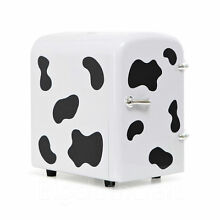 New Portable Refrigerator 4 Liter Mini Cooler   Warmer  Cosmetic   Fridge Milk