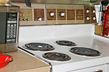 Vintage Frigidaire Custom Deluxe Double Oven Electric Range in Excellent Cond