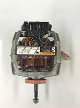 NEW OEM GE Dryer MOTOR ASM WE17X10012