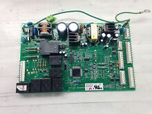 GE Refrigerator Board Assembly Main Control Part   WR55C10942  PT