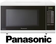 Panasonic 32L Inverter Microwave Oven White NN ST641W 1100W Turbo Defrost