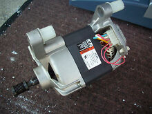 Kenmore Elite HE4t Washer washing machine Motor Used
