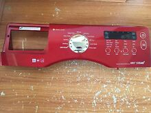 Genuine Samsung Front Load Washer Control Panel Assembly DC97 16054B DC92 00383A