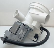 Washer Drain Pump Front Load Washing Machine Part Fits Bosch 1106007  436440