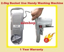 Okay Portable Handy Washing Machine Small Washer Pure Same Color 5 Minute Cycle