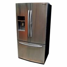Samsung Refrigerator 23 RF23HTEDBSR French Door Counter  Stainless Steel