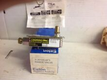 Eaton Electric Gas Valve  Y 30100 AF3    Athens P 385 160    Box98