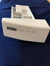 Kenmore Elite Washing Machine Detergent Fewer Dispenser Front Loader Model 110 4