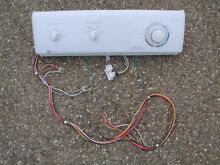 Whirlpool Maytag Washer CONSOLE PANEL ALL COMPONENTS WORKING TIMER LAT4916AAEE