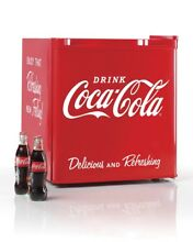 Coca Cola Fridge Mini Refrigerator Cooler Storage 1 7cubic Coke Coolers Food Can