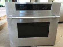 Thermador electric oven