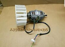 Fisher   Paykel Dryer Motor with blower wheel  395222P  395034