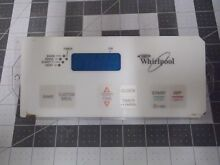 Genuine Whirlpool Range Stove Oven Control Board w  overlay  W10348710