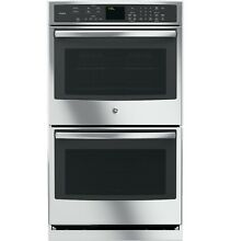 GE Profile PT7550SFSS 30 Inch Double Electric Wall Oven