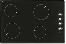 Ramblewood 4 Burner 30  Electric Cooktop  EC4 60