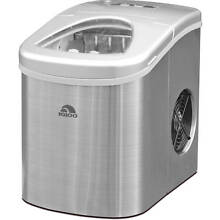 Portable Compact Ice Maker Machine Counter Top Sonic Cube Nugget Dispenser