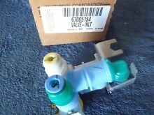 New OEM Whirlpool Maytag Refrigerator Water Valve Part   67005154