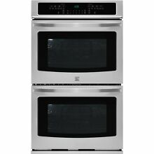 Kenmore Kenmore 49533 30  Self Clean Double Electric Wall Oven w  Convection