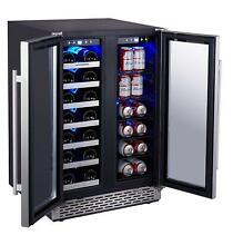 Phiestina 83 Can 24   Stainless steel  Undercounter Wine Cooler Was  999 00