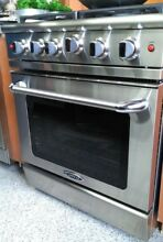 Capital 30  Gas Pro Range MCR305N Stainless Steel