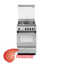 KITCHEN STAINLESS 19 11 16X19 11 16in 4 BURNERS GAS OVEN gas WITH THERMO