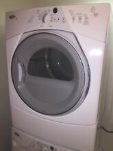 Washer and Dryer Set   Whirlpool Duet Sport   Stackable