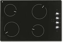 Ramblewood 4 Burner Electric Cooktop  Ec4 60   New