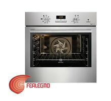 OVEN RECESS ELECTRIC VENTILATED STEAM 23 5 8in STAINLESS ART FQV73XEV REX