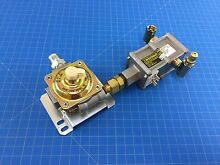 Genuine Maytag Range Oven Gas Valve Assembly 7501P097 60 WP74006427 7510P067 60