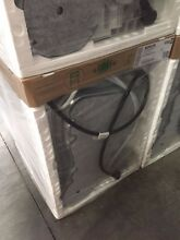 WTB86201UC 24  Electric 4 cu ft Vent less Dryer NEW IN BOX