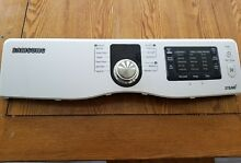 Samsung Steam Dryer Control Panel FREE SHIPPING