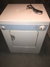 Kenmore Ultra Fabric Care Heavy Duty Electric Dryer
