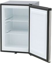 SPT 2 1 cu  ft  Upright Freezer in Stainless Steel