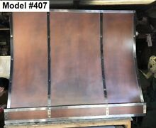 Copper Range Hood  Cooker Hood  Copper Hood  Incl  Motor   Model  407