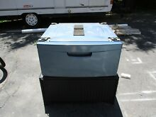 Samsung Blue Pedestal WE357A0B XAA for Washer or dryer