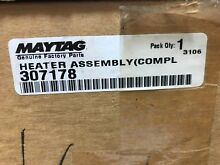 307178 Dryer Heater Assembly