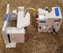 Kenmore Refrigerator Auger Motor and Ice Maker 3012030700 3011199500