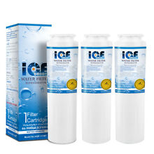 ICEDADDY Refrigerator Water Filter Fits Maytag UKF8001 46 9006   1 to 3 Packs