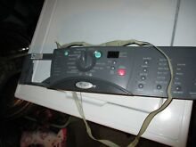 Whirlpool Washer Control Panel with Interface 8182710 8182709 WP8182717  372