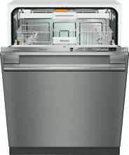 Miele G6165SCVISF Futura Crystal Series 24  Built In Fully Integrated Dishwashe
