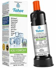 Ice Maker Filter ICE2 F2WC9I1 Certified Refrigerator Ice2 Filter  Superior Ice2