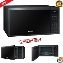 Samsung Microwave Oven 1 4cu ft Counter Top w sensor Distribution System heating