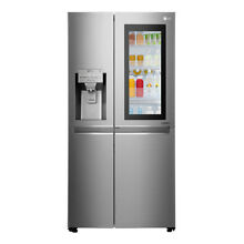 LG GR X247CSAV 23 8 cu ft Door in Door Refrigerator 220 240 Volts 50Hz Export On