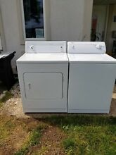 Kenmore 300 Washer   Dryer