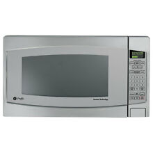 Profile Series Stainless Steel 2 2 cu ft 1 200 Watts Countertop Microwave