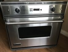 Viking Professional Series 27Inch Oven VES0107CSS