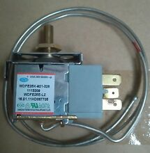 GENUINE HISENSE WESTINGHOUSE  FRIDGE 1113209 THERMOSTAT HR6AF243 RM2400WD